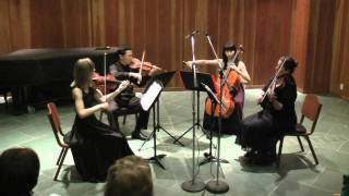 Meridian Ensemble Plays Ravel