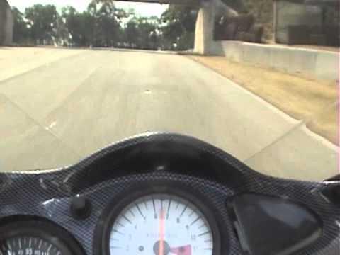 Suzuki TL1000S at road america 7 16 2012