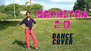 Sakhiyan 2.0   Dance Cover  Akshay K  BellBottom  Vaani K  Maninder B  Tanishk B  Khushboo Kumari