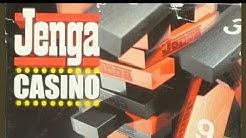 Ep. 199: Jenga Casino Board Game Review (Milton Bradley 2000)