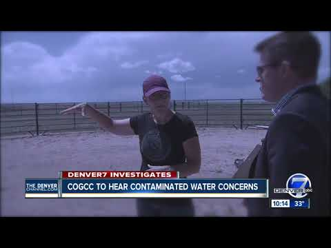 Family to present contaminated water well findings to Colo. oil and gas commissioners