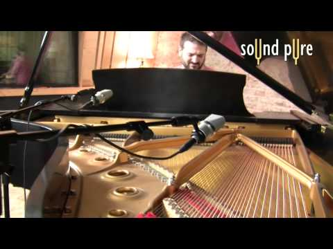 Neumann TLM102 Jazz Piano Recording Session and Microphone Demo