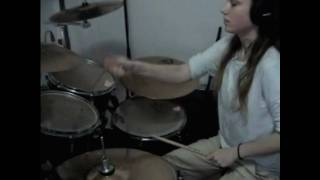 Morbid Angel - Chapel of Ghouls (drum cover by Tamara)