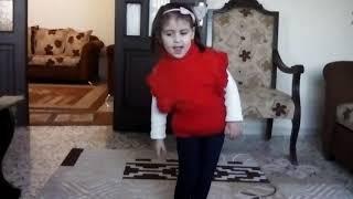 اغنية ماما جابت بيبي مع الطفلة زهراء زريق