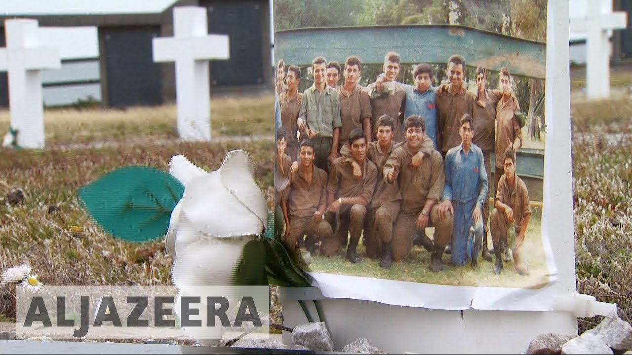 Falklands: Red Cross identifies remains of 88 Argentine soldiers