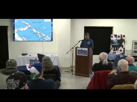 2014 WWII Lecture series:  The Air War Over the Pacific and Muskegon's Ike Kepford