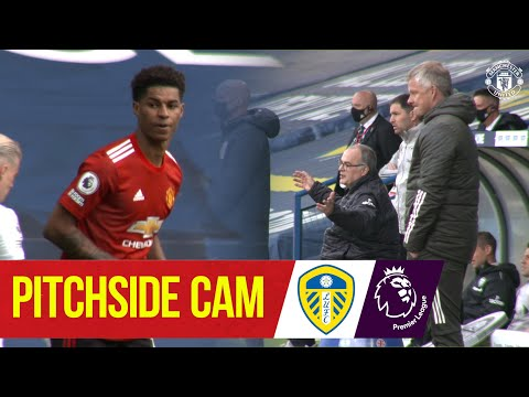 Pitchside Cam | Leeds 0-0 Manchester United | Access All Areas | Premier League