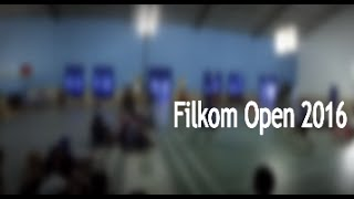 AFTER MOVIE : FILKOM OPEN 2016