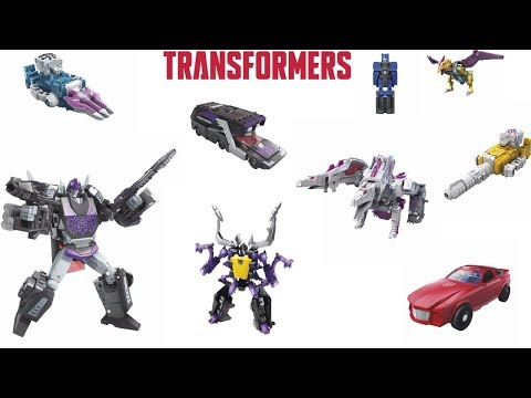 Transformers Powers Of Primes Wave 2 and Wave 3 2018 Reveals New York Comic Con