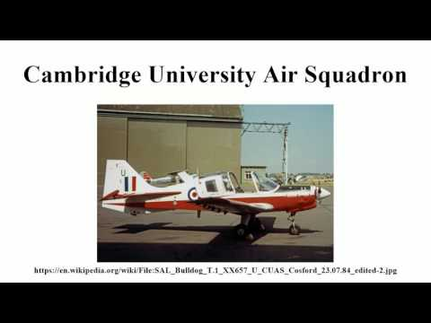 Cambridge University Air Squadron