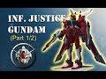 Minecraft Gundam: Infinite Justice (Part 1/2)