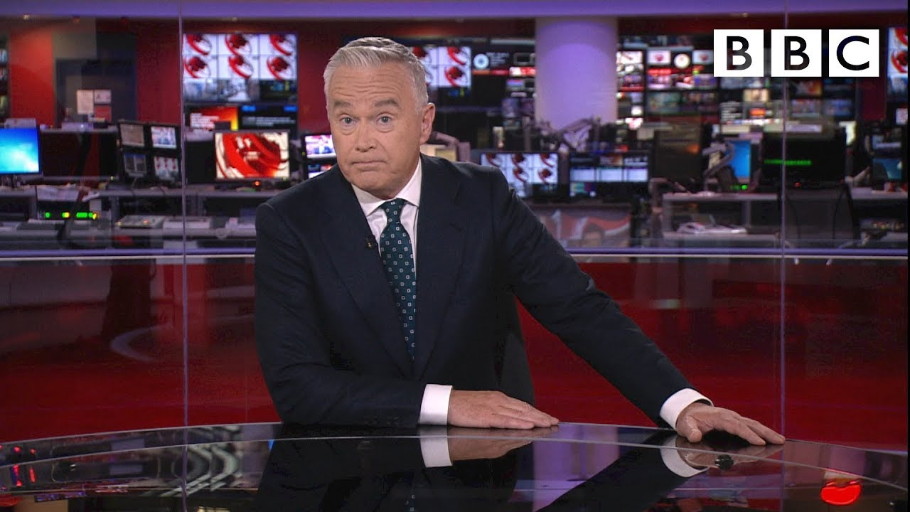 Bbc News Presenters Offer Reassurance That One Day Coronavirus Will End The Drum