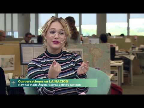 Entrevista a Ángela Torres - Conversaciones