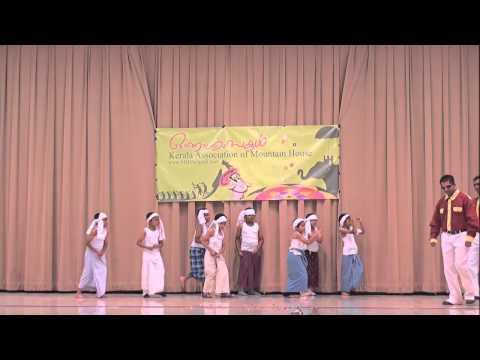 Onam Celebration 2014 Kerala Association of Mountain House Part 2