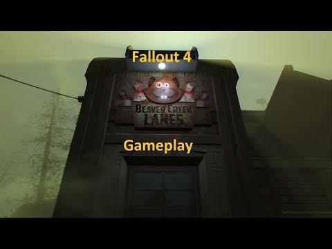 Fallout 4 Location Exploration - Beaver Creek Lanes