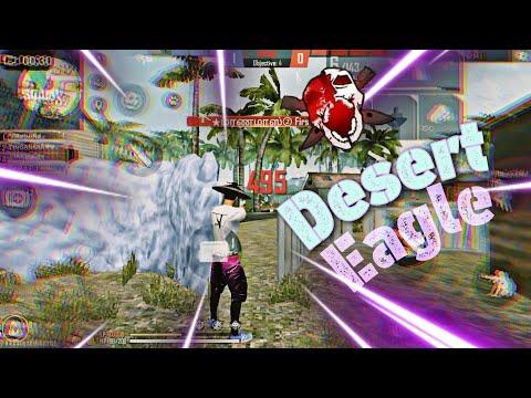 OP DESERT EAGLE 🤗🤗(1.5 GB gameplay) Free Fire Gameplay