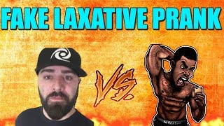 cj so cool s fake laxative prank on kids keemstar what are you talking about