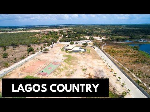 LAGOS COUNTRY - IMAGENS DRONE - CONDOMINIO FECHADO DE LOTES EM CASCAVEL CEARA