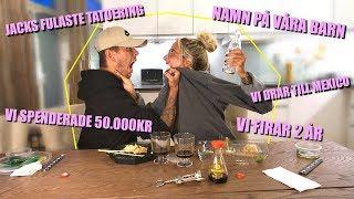 MUKBANG - VÅR ALLA HJÄRTANS DAG VAR SÄMST!!!