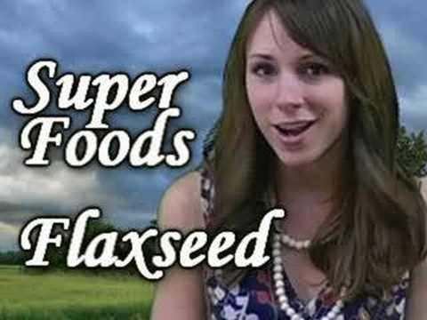 Flaxseed, Super Food & Health Food, Nutrition By Natalie