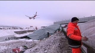 Russian crash investigators blame plane