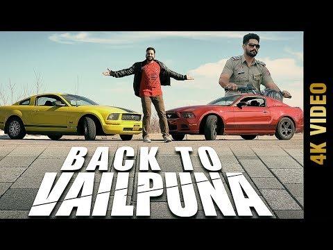 BACK TO VAILPUNA (Full 4K Video)   JD BRAR   New Punjabi Songs 2017   AMAR AUDIO