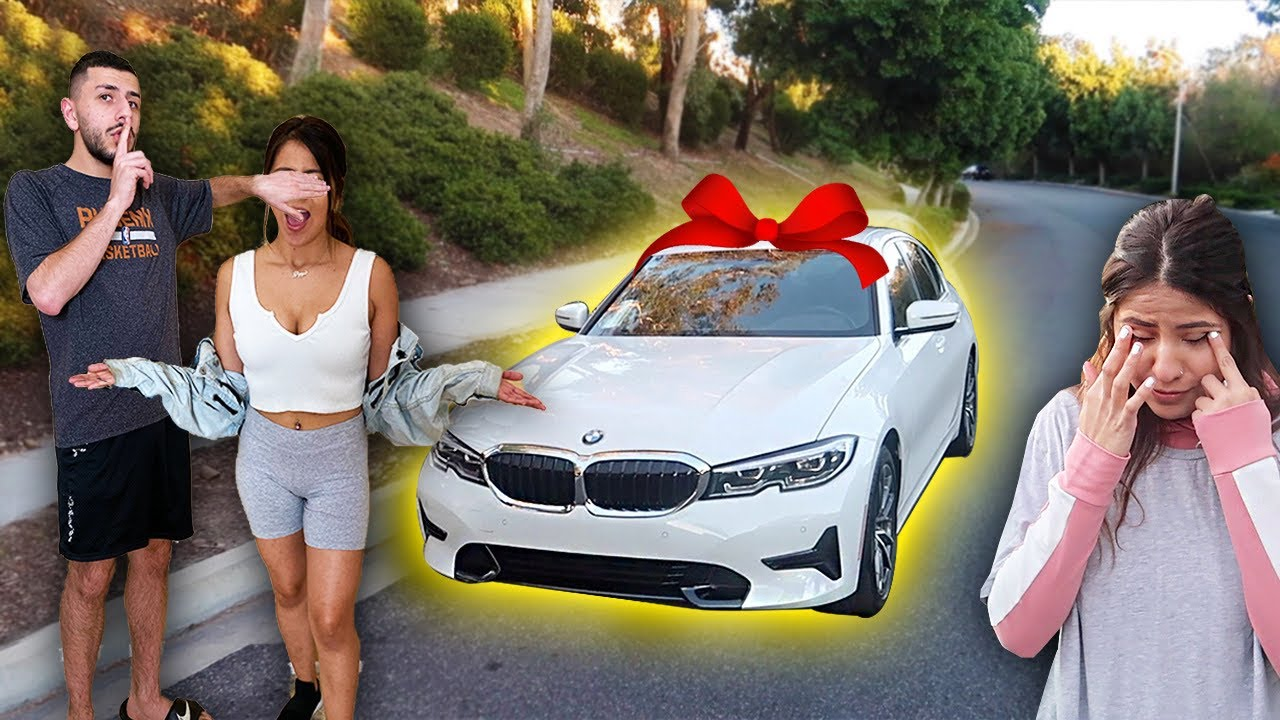 Download I Took Her To Our 1st Date, Then Surprised Her With HER DREAM CAR... *EMOTIONAL*