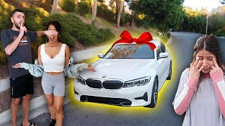 I Took Her To Our 1st Date, Then Surprised Her With HER DREAM CAR... *EMOTIONAL*