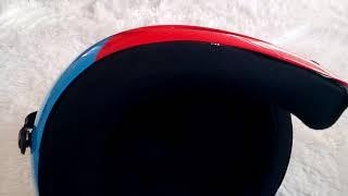 Горнолыжный шлем GLISSADE. Обзор.