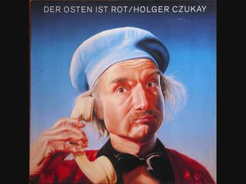 Holger Czukay - Der Osten Ist Rot (the east is red)