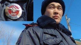 ДПС  ГИБДД 'Орское' 27.03.2018г. вот они служаки народа
