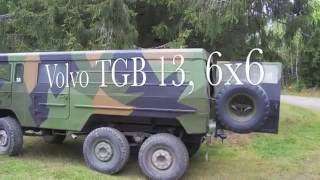 Military trucks: Dodge, Jeep, Volvo TGB13, AM General and more.