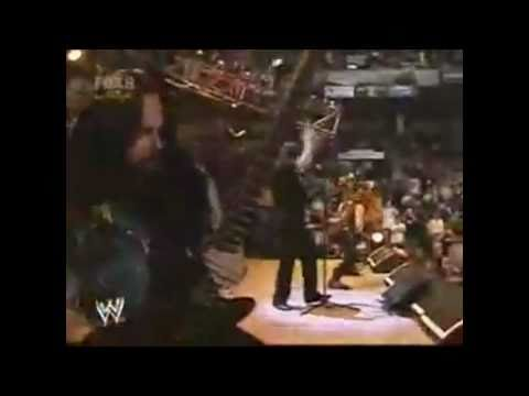 Ozzy Osbourne I Dont Wanna Stop  On WWE Friday Night Smackdown  May 18, 2007 HD