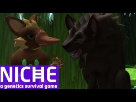 Niche Genetic Survival [Season 1] ⚠️ [5] Through Thick & Thin