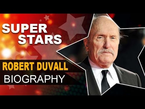 Robert Duvall Biography  'The Godfather' and 'Lonesome Dove' Iconic Actor  Unknown Facts