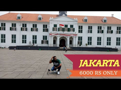 INDONESIA : INDIAN Solo Travel Journey just 6000 ₹ only