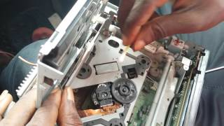 HOW TO FIX CAR STEREO THAT IS SHOWING  DISC ERRO/NO DISC | JAYBEST TECH