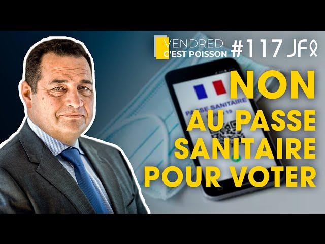 Non au passe sanitaire pour voter   VCP 117