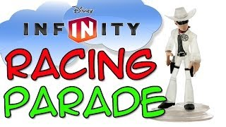 Disney Infinity: Toy Box Share - Racing Parade