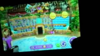 Летсплей на игру Дельфинарий 1 часть