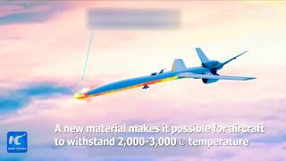 New China TV - PLA Air Force 6th Generation Stealth Hypersonic Fighter Concept Unveiled [1080p]