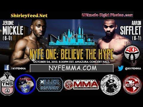 NYFE: New York Fight Exchange