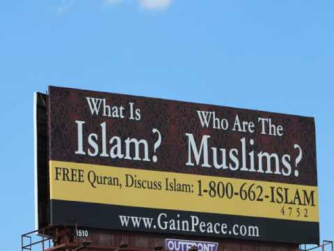 Islam Billboard In Chicago Invites Drivers To Learn About Islam