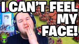 "I CAN'T FEEL MY FACE! - Fix That Rush Ep. 2 - ""Clash of Clans"""