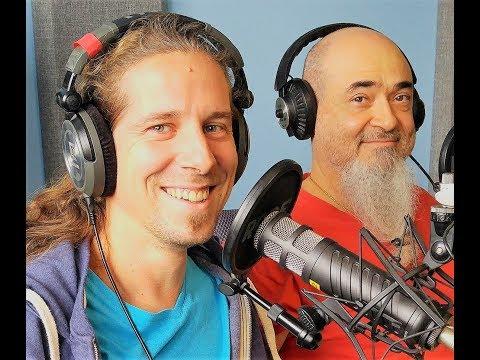 """Emission de RADIO """"Porteurs d'Espoir"""" animée par Diane Gagnon avec Pierre et Gérald"""