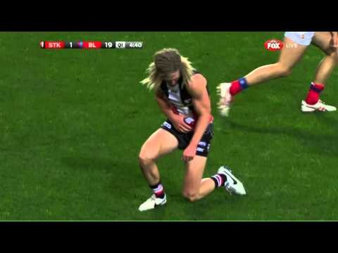 Templeton subbed out with arm injury - AFL