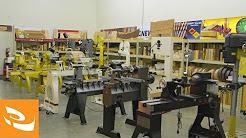 The Wood Bin at Craft Supplies USA
