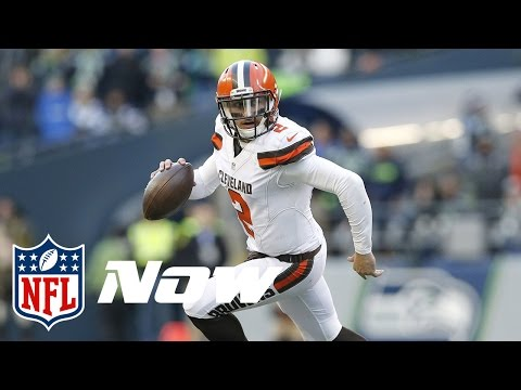 Top 3 Best Fits for Johnny Manziel | NFL Now