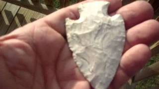 Missouri Arrowheads - Some Favorites for Alabamaheadhunter