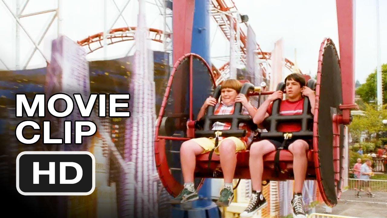Download Diary of a Wimpy Kid: Dog Days Movie CLIP - Decapitated (2012) - Zachary Gordon Movie HD